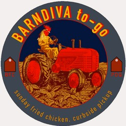 Barndiva Fried Chicken   Every Sunday!