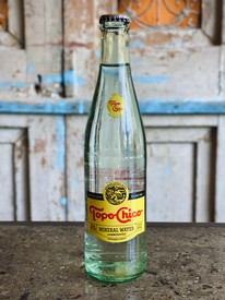 TOPO CHINO SPARKLING WATER